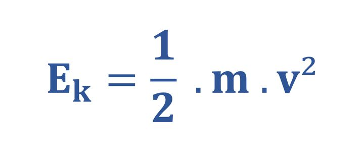 Kinetik Enerji Formülü - Pow - Bylge